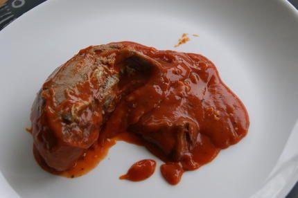 Langue la tomate recettes cuisiner pinterest les - Cuisiner langue de boeuf ...