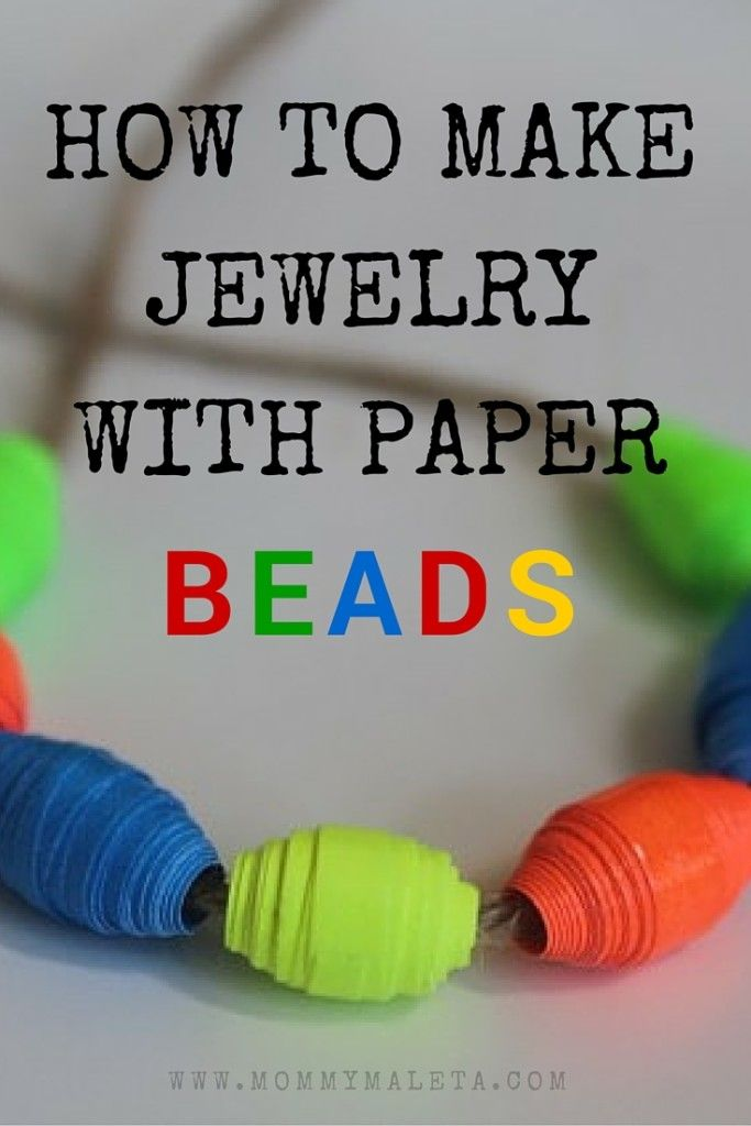 I am so excited to show you how to make jewelry with paper beads using a similar technique as artisans in Uganda. Enjoy this diy paper bead tutorial!