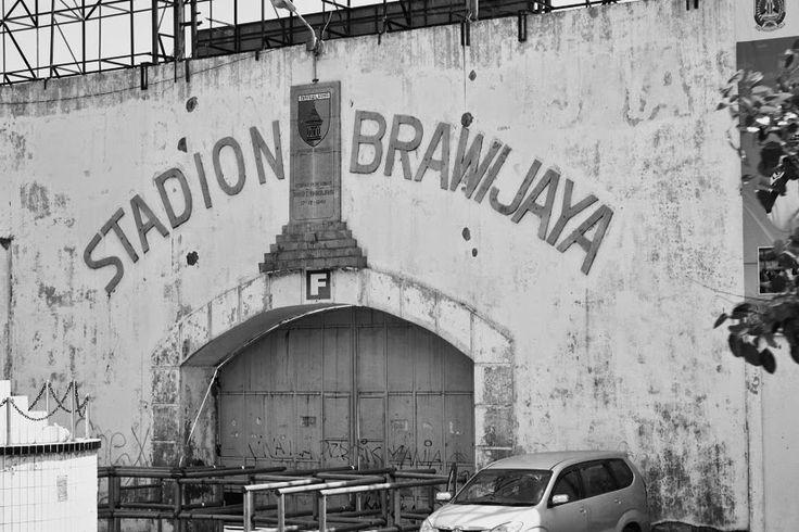stadion brawijaya,malang,jawa timur