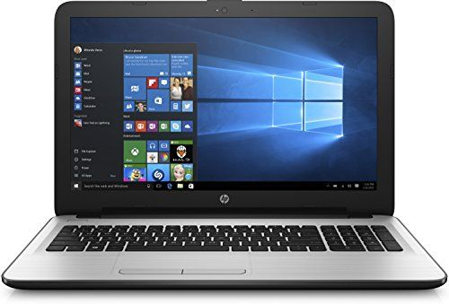 "nice HP X8M22EA - Ordenador portátil de 15.6"" (AMD A8 2.4 GHz, 1 TB de disco duro, 8 GB de RAM, Full HD, Windows 10) plata"