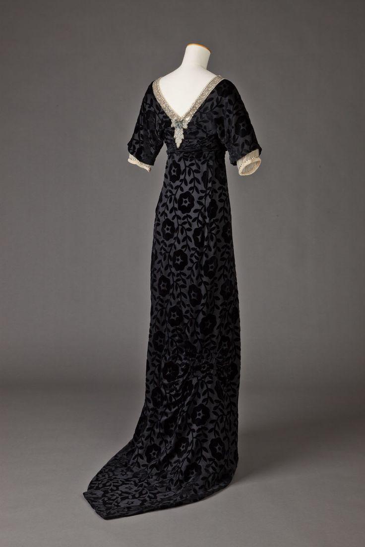 Evening Dress c. 1910s | Goldstein Museum of Design