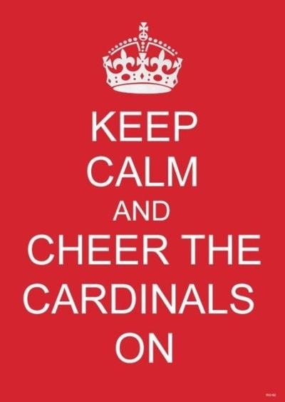 Cardinal nation!