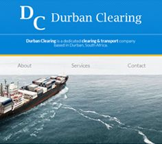 Shipping Company website designed by Epicdev: http://www.epicdev.co.za
