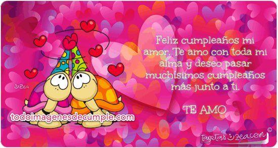 181 best images about feliz cumpleaños on Pinterest Frase, Te amo and Un