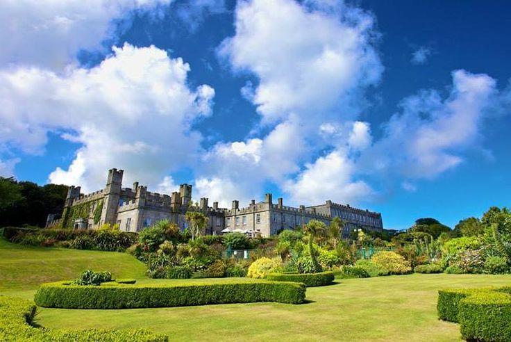 Cornish Castle Break & Breakfast for 2