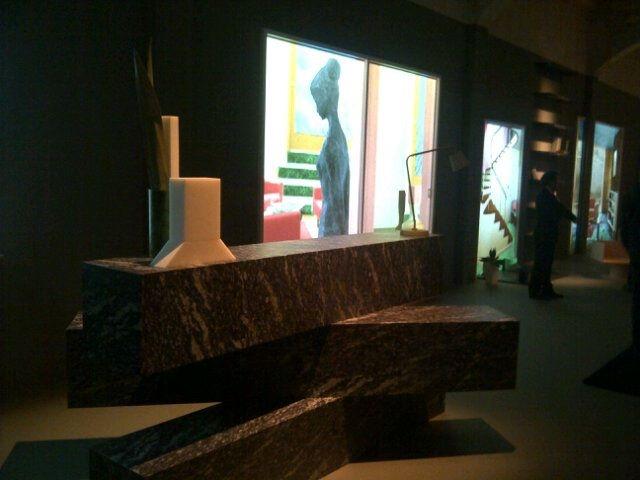 Art and fashion at Prada