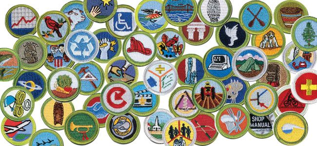 background graphicPaper Thoughts, Connection Learning, Learning Network, Scouts Badges, Boys Scouts, Girls Scouts, Digital Badges, Merit Badges V2 Jpg 650 300, Backgrounds Graphics