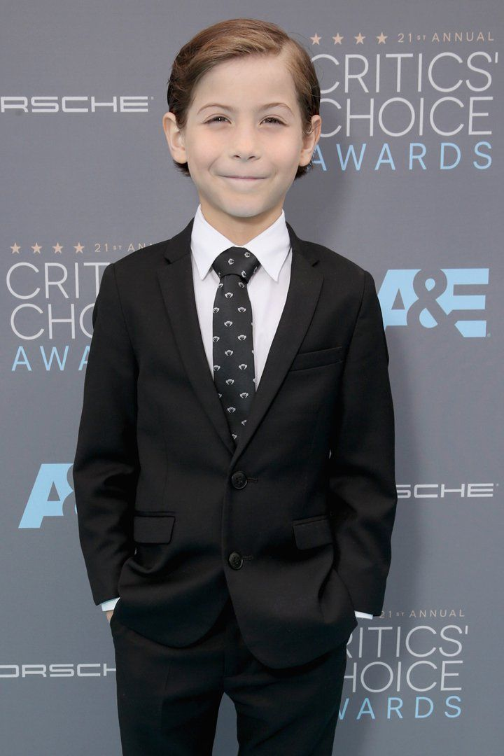 Jacob Tremblay Had the Cutest Night at the Critics' Choice Awards, Hands Down