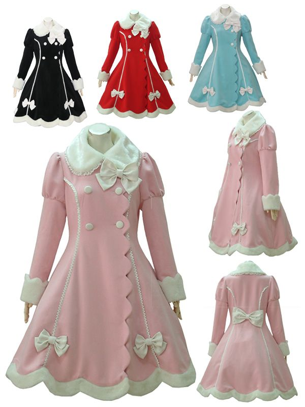 Princess Coat by Bodyline. I just love these coats! Especially in pink!