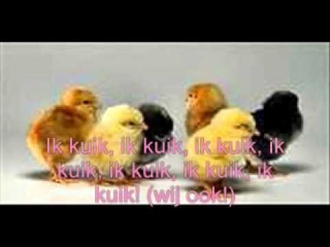 ▶ Kuikentjes liedje - Kijk kijk kijk Ik ben een kuikentje - YouTube