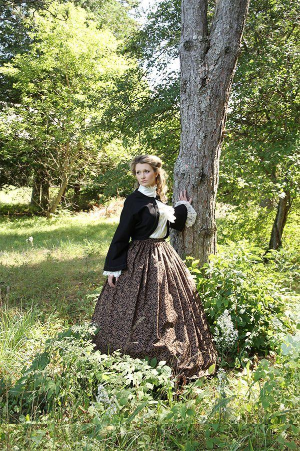 Sarah Emma Bolero Ensemble | Civil War Styling | Pinterest | Boleros ...