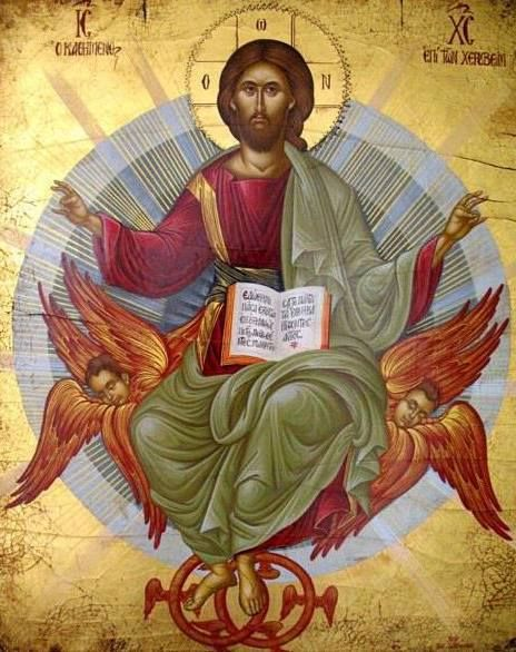 Our Lord Jesus Christ, Who Sitteth Upon the Cherubim + + + Κύριε Ἰησοῦ Χριστέ, Υἱὲ τοῦ Θεοῦ, ἐλέησόν με τὸν + + + The Eastern Orthodox Facebook: https://www.facebook.com/TheEasternOrthodox Pinterest The Eastern Orthodox: http://www.pinterest.com/easternorthodox/ Pinterest The Eastern Orthodox Saints: http://www.pinterest.com/easternorthodo2/