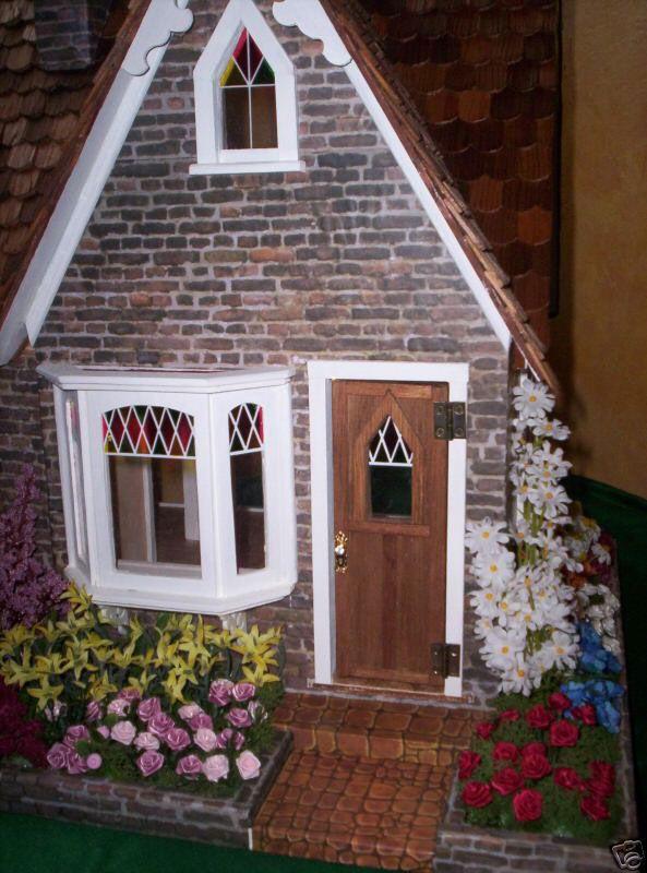 17 Best Images About Greenleaf Storybook Cottage On