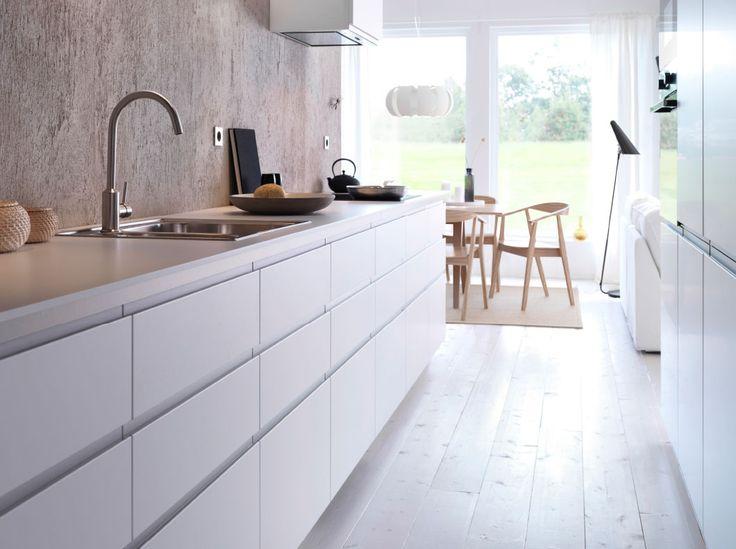 Keuken van de Ikea website