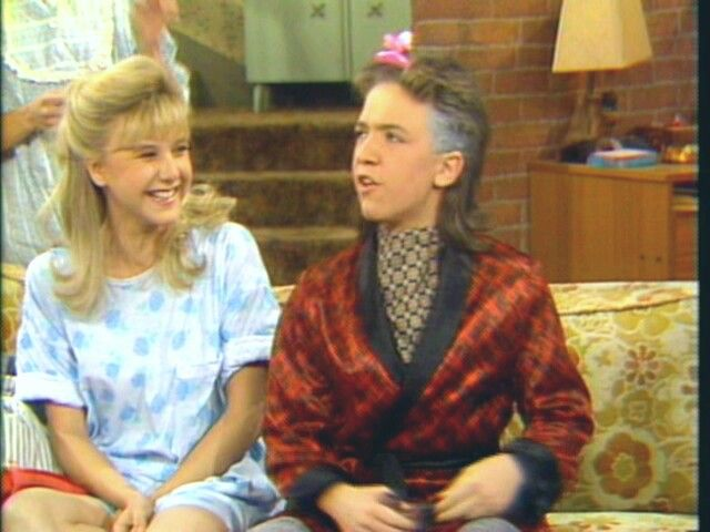 Married with children. Kristen Pearcy & David faustino