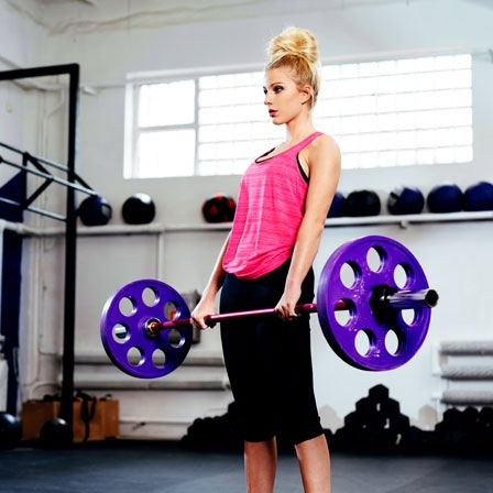 Diary of a Fit Mommy » Top 10 Barbell Exercises for Women