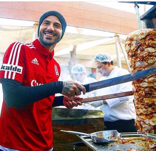 Ya sen varyaa :)) #quaresma Beşiktaş