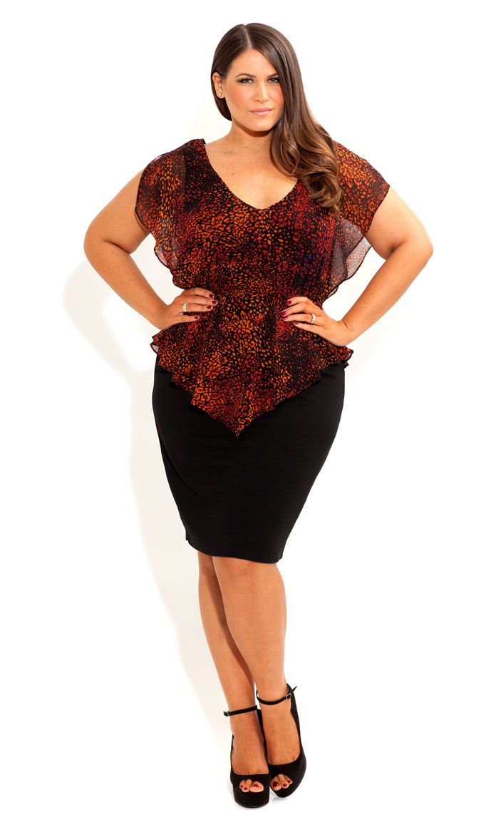 Fashion Clothes Plus Size Women
