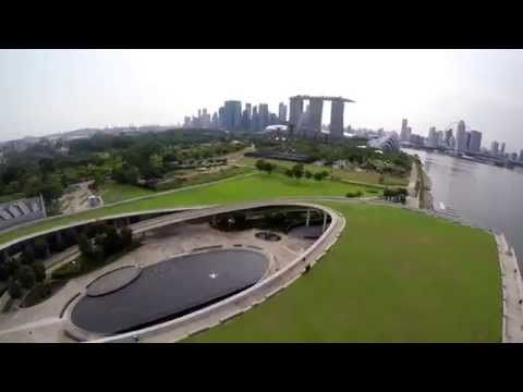 Incredible video shoot in Singapore. Just have a look. #Aerialcinematography #Aerialvideography