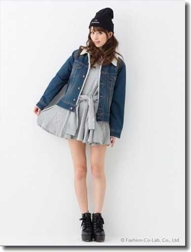 ボーイズに甘ワンピ♪ ♡10代のファッション スタイルの参考コーデまとめ♡