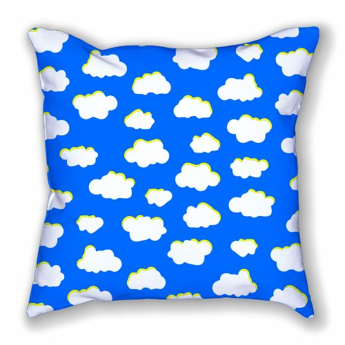 In The Clouds Pillow