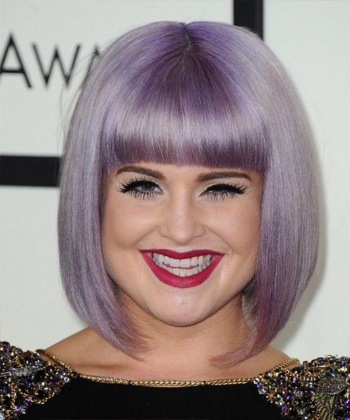 Kelly Osbourne Hairstyle – Formal Medium Straight | Hairstyles 2014