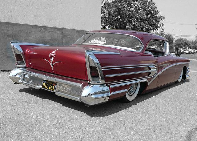 Best Classic Car Fins Images On Pinterest Vintage Cars