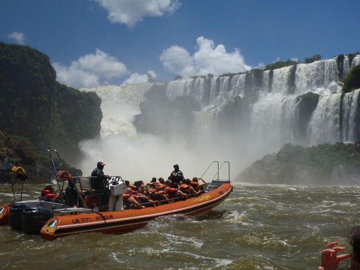 Argentina Boat Trip