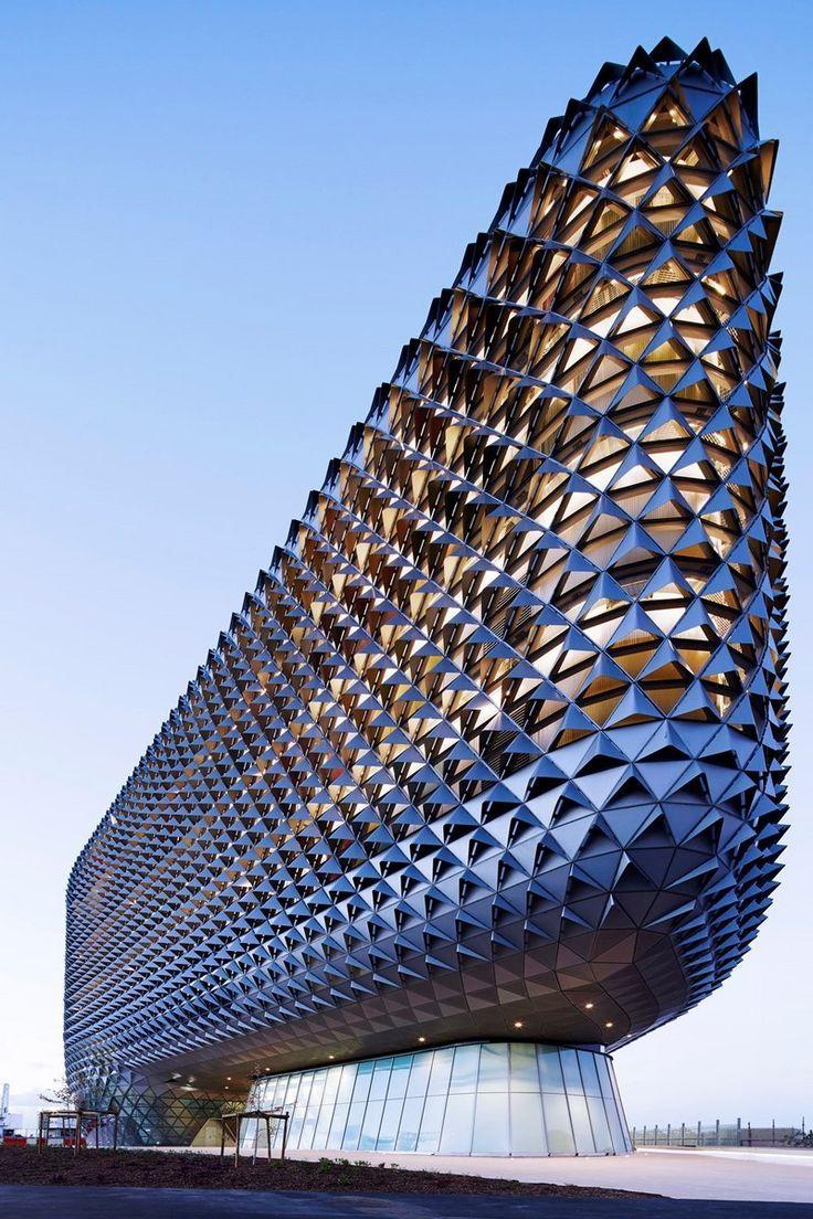 Die 26 außergewöhnlichsten Gebäude dieser Erde. Ich glaub ich träume. yellowtrace.com.au