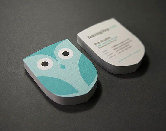 47 Cartões de Visita Diferentes | Criatives | Blog Design, Inspirações, Tutoriais, Web Design