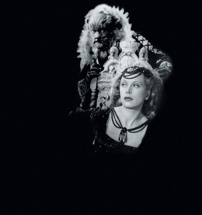 Josette Day & Jean Marais - 1946
