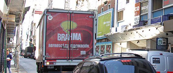Buenos Aires nao se hospede no centro