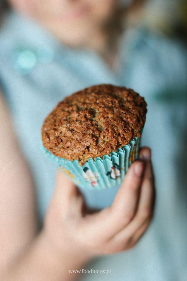 Gingerbread muffins / Piernikowe muffiny