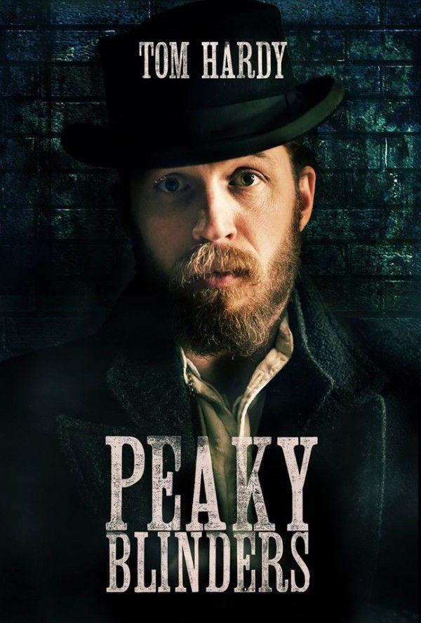 Peaky Blinders Tom Hardy