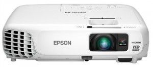 10. Epson Home Cinema 730HD, HDMI, 3LCD Home HD Projector