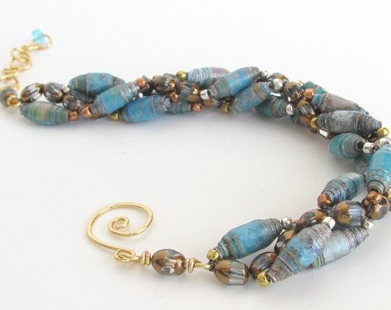 175 best images about Paper Bead and Jewelry Inspiration ...
