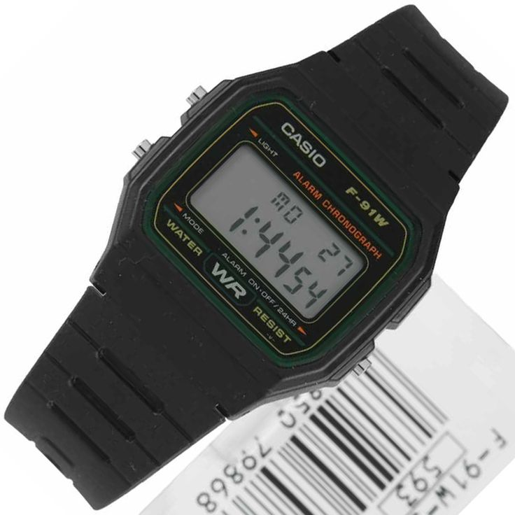 A-Watches.com - Casio Quartz Mens Digital Chronograph Watch F-91W-3DG, $10.99 (http://www.a-watches.com/casio-quartz-f-91w-3dg/)