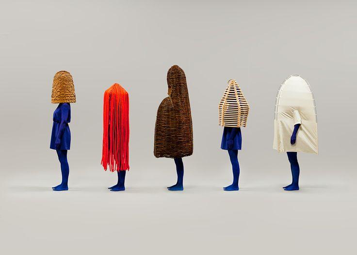 Playfulness abounds in dazzling Dutch designer Femke Agemas fashions Jane Plum