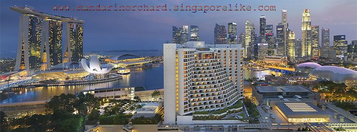 Mandarin Orchard Singapore Is An Incredible 4 Star Luxury Hotel Situated In The Bustling Area Of Road