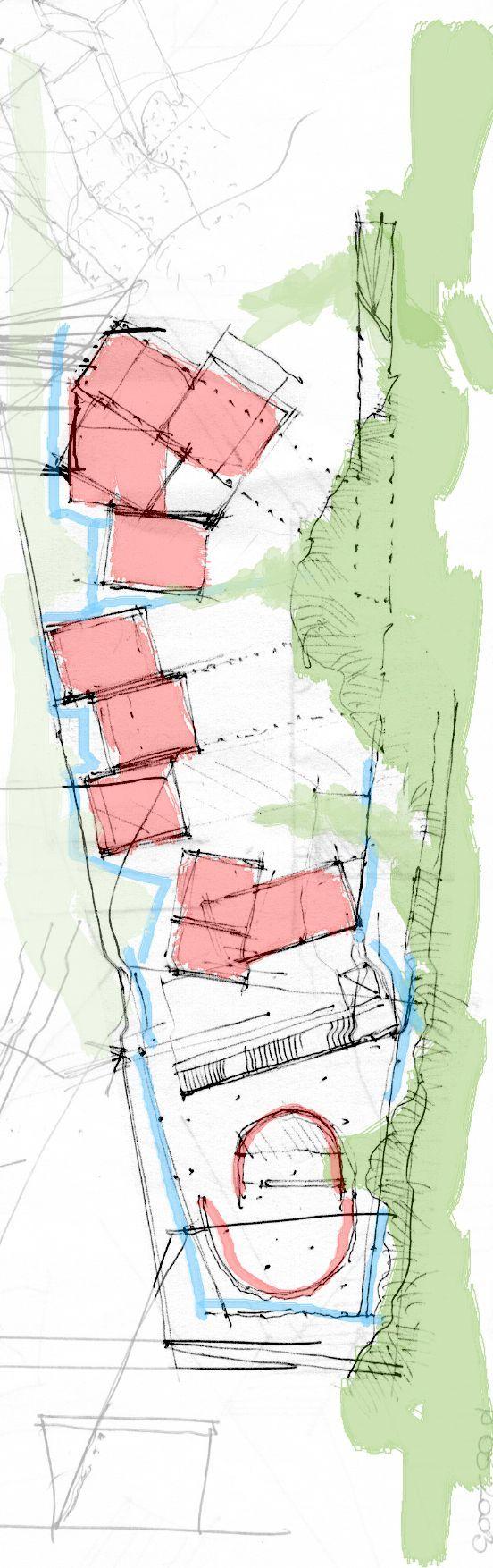 优秀的平面图需要什么?平面图大合集   建筑学院