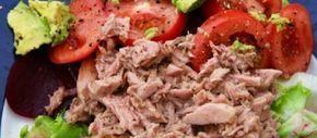 Bietjes-tonijn-aardappelsalade recept | Smulweb.nl