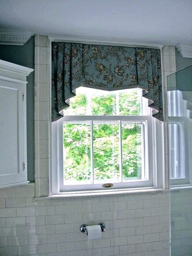 Contemporary Window Valances Valance Ideas Cornice Treatment Modern