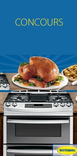 Gagnez une cuisinière General Electric. Fin le 13 octobre.  http://rienquedugratuit.ca/concours/cuisiniere-general-electric/