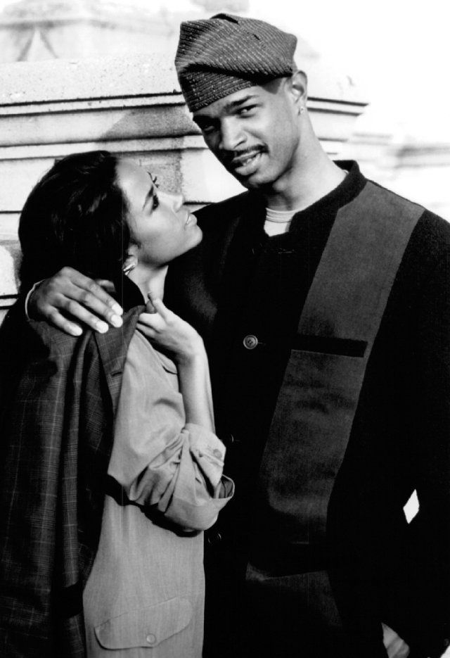 "Damon Wayans & Stacey Dash in ""Mo' Money"""