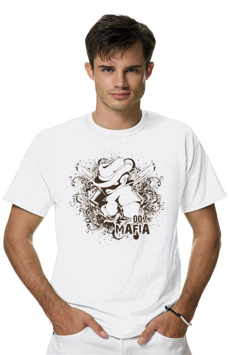 Футболка Мафияиз коллекции SAVAGE пропитана настоящим духом свободы и стиля! Мужская футболка с прикольным принтом