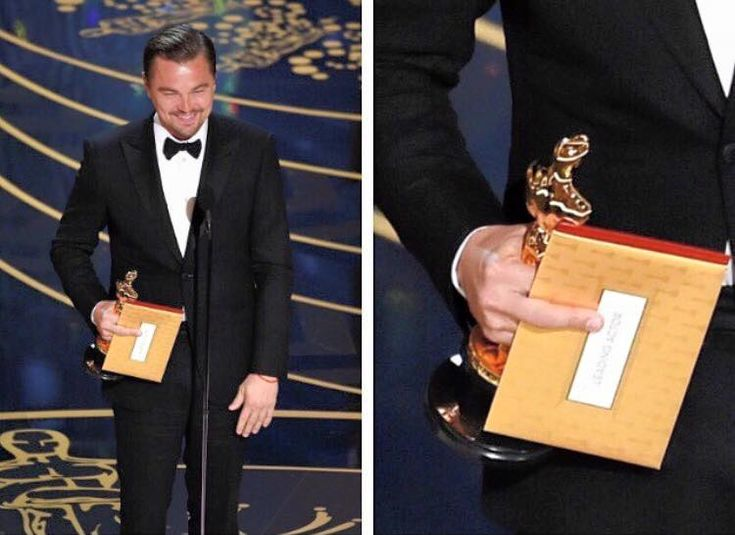 Leo sticking it to everyone. - Imgur