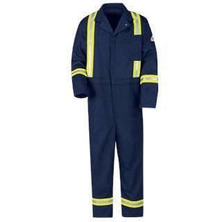 Bulwark CECT Classic Coverall with Reflective Trim?- EXCEL FR® @ $101.33