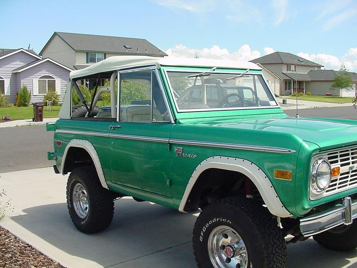 BroncoFix Soft top mfg. opinions? :: For the 1966-77 early ...
