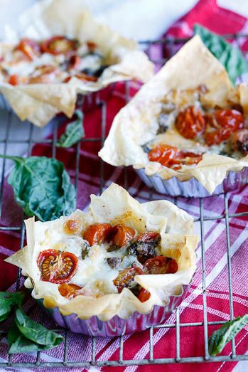 ... Phyllo Dough on Pinterest | Phyllo dough, Phyllo cups and Spanakopita
