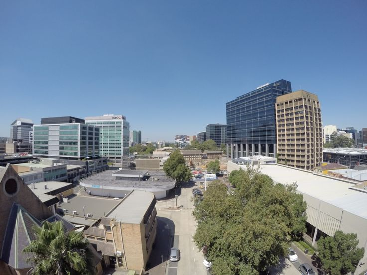 Civic Place - Parramatta Square 9 March 2015. Parramatta City Council, Research and Collection Services